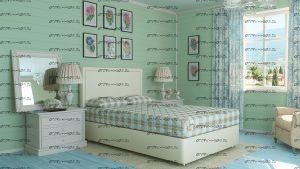 Кровать с матрасом Сет H Mr.Mattress