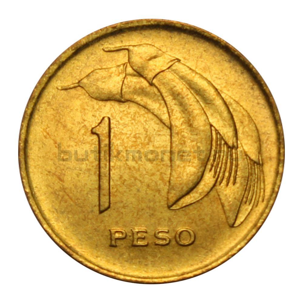 1 песо 1969 Уругвай