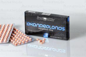 Оксандролон 10 мг/таб.
