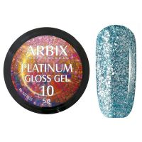 PLATINUM GLOSS GEL ARBIX 10 5 г