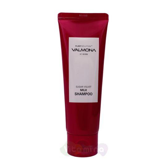 EVAS Valmona Шампунь для волос Sugar Velvet Milk Shampoo, 100 мл