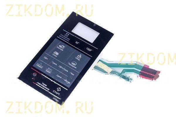 Сенсорная панель микроволновой печи Samsung ME7R4MR-W DE34-00405J