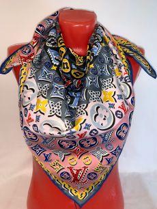 Шелковый платок Louis Vuitton, арт.111