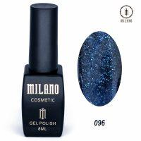 Гель-лак Milano Cosmetic №096, 8 мл