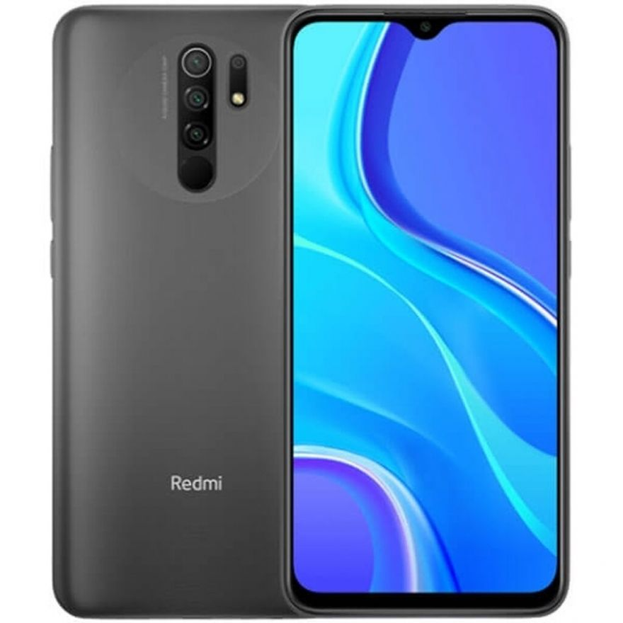 Смартфон Xiaomi Redmi 9 3/32GB (NFC) Gray