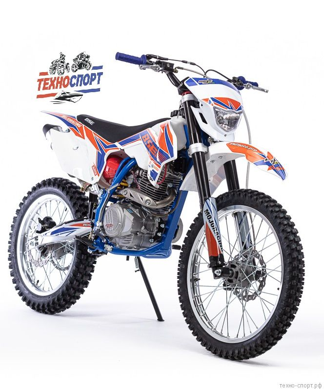 Мотоцикл BSE Z2
