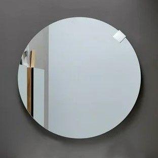 Зеркало Kolpa San MALAYA (Малайя) с подсветкой 80х80 ФОТО