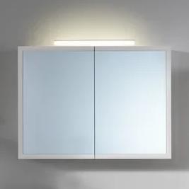 Шкаф-зеркало Kolpa San BLANCHE (Бланш) с подсветкой 145х70 ФОТО