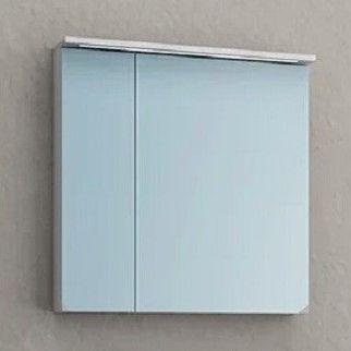 Зеркальный шкаф Kolpa San ADELE (Адель) со светодиодной подсветкой 70х71 ФОТО