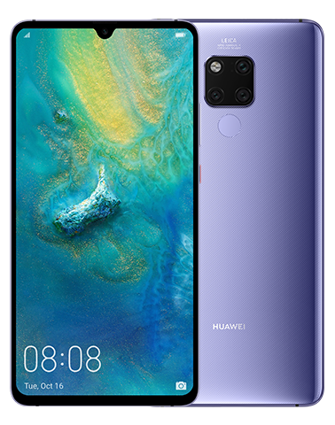 HUAWEI Mate 20 X 128Gb Phantom Silver