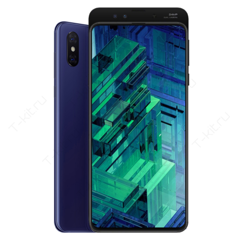 Xiaomi Mi Mix 3 6/128Gb - Синий сапфир
