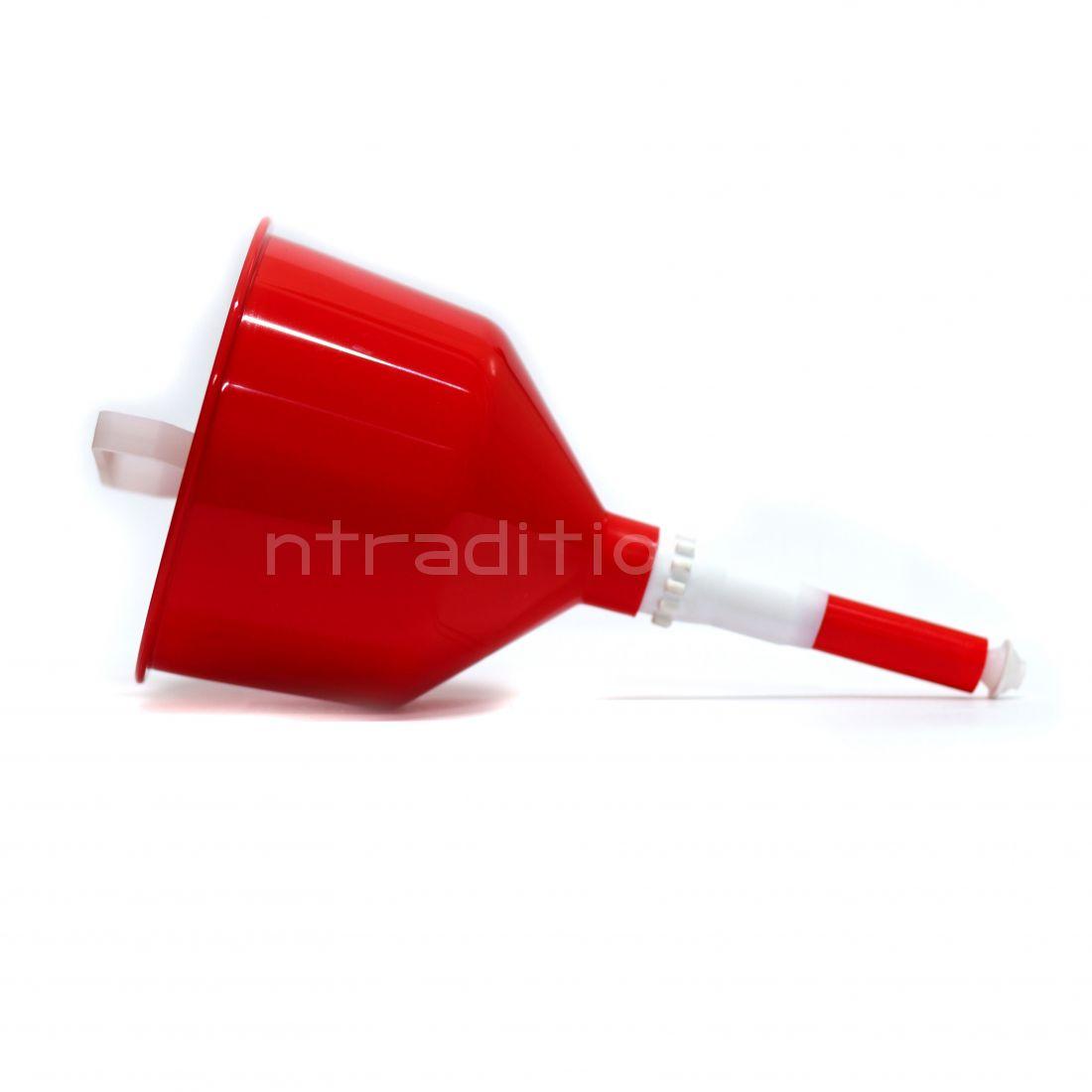 Воронка с дозатором (клапаном)