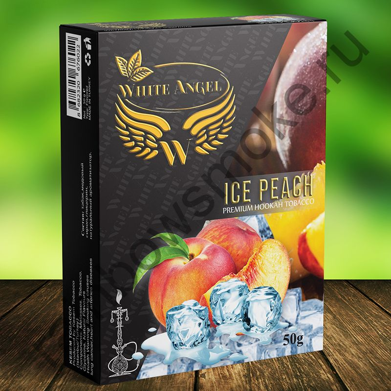 White Angel 50 гр - Ice Peach (Ледяной Персик)