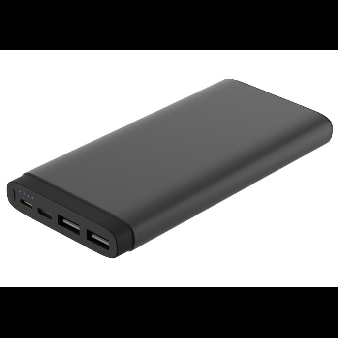 Портативный аккумулятор EZRA PB03 Черный (10000mAh)