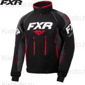 Куртка FXR Adrenaline, Черно-красная