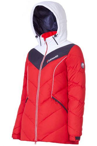 Куртка пуховая W08150G-RW182 Forward