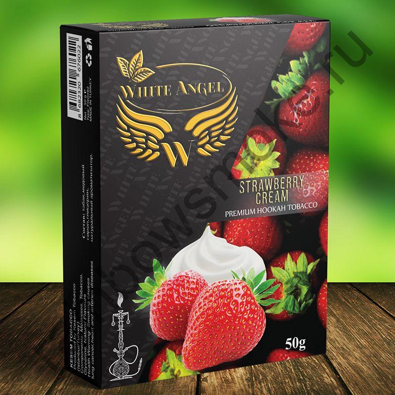 White Angel 50 гр - Strawberry Cream (Клубничный Крем)