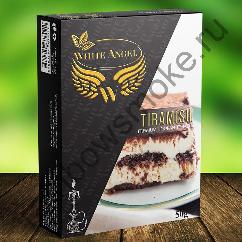 White Angel 50 гр - Tiramisu (Тирамису)