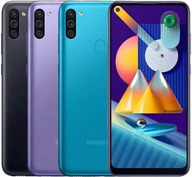 Смартфон Samsung Galaxy M11 RU