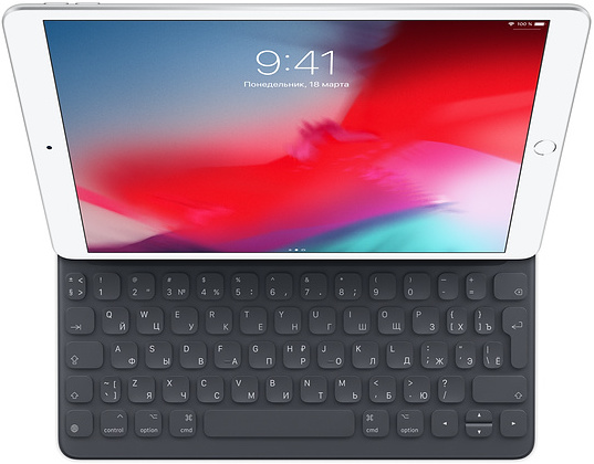 Клавиатура Smart Keyboard Folio для iPad Air 10.5 дюйма
