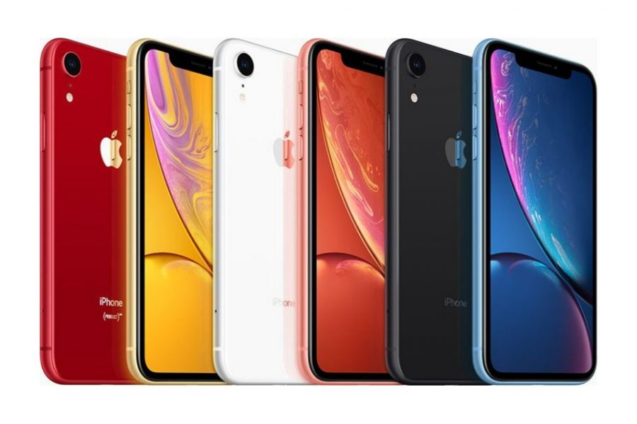 Смартфон Apple iPhone Xr 64GB RU