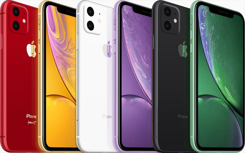 Смартфон Apple iPhone 11 128GB RU
