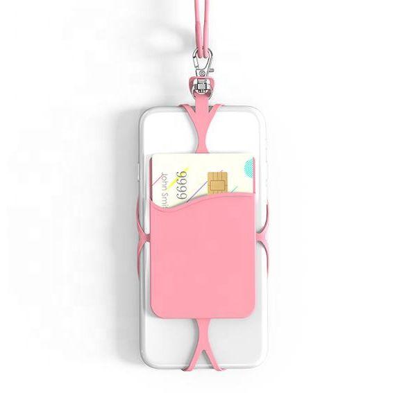 EZRA SP01 Розовый держатель смартфона