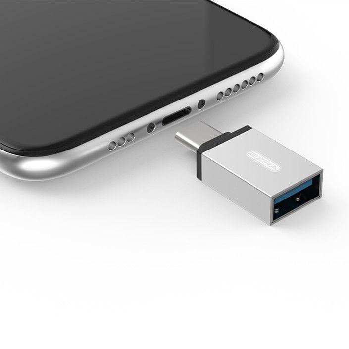 EZRA OC05 переходник OTG (гнездо USB 3.0 - штекер TYPE-C)     3*