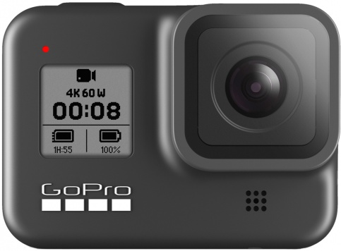 Экшн-камера GoPro HERO8 Black Edition (CHDHX-801-RW)