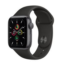 Часы Apple Watch SE GPS 44mm Aluminum Case with Sport Band
