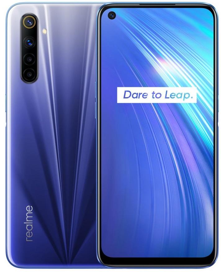 Смартфон Realme 6 8/128GB