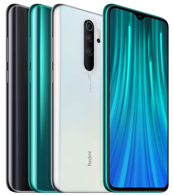 Xiaomi Redmi Note 8 Pro 6/64Gb EU Global