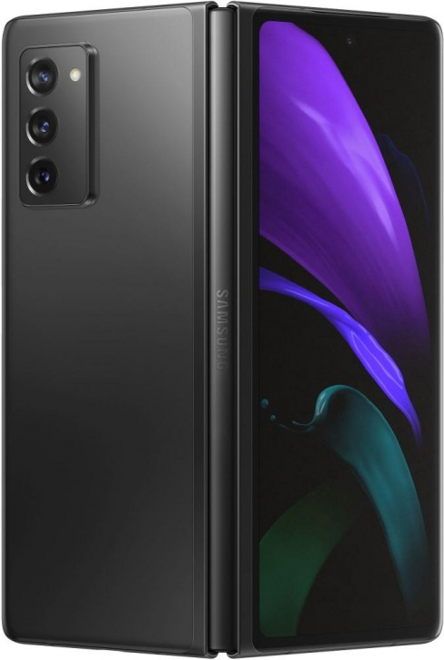 Samsung Galaxy Fold2 256Gb Black