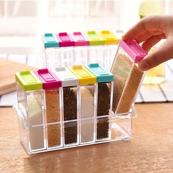 Набор для хранения специй Condiment Box