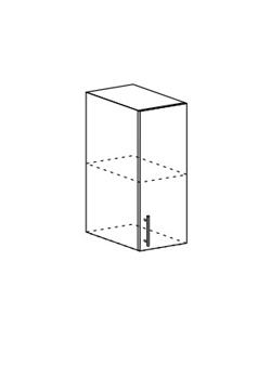 Шкаф верхний Юлия ШВ 300