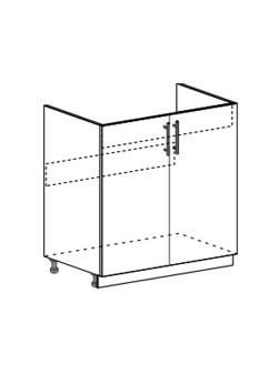 Шкаф для мойки Юлия ШНМ 800