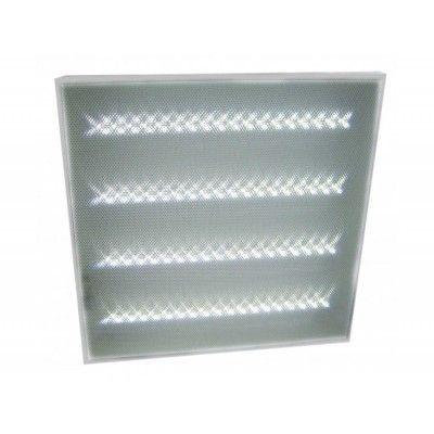 Светодиодный светильник армстронг 40вт 600х600 призма