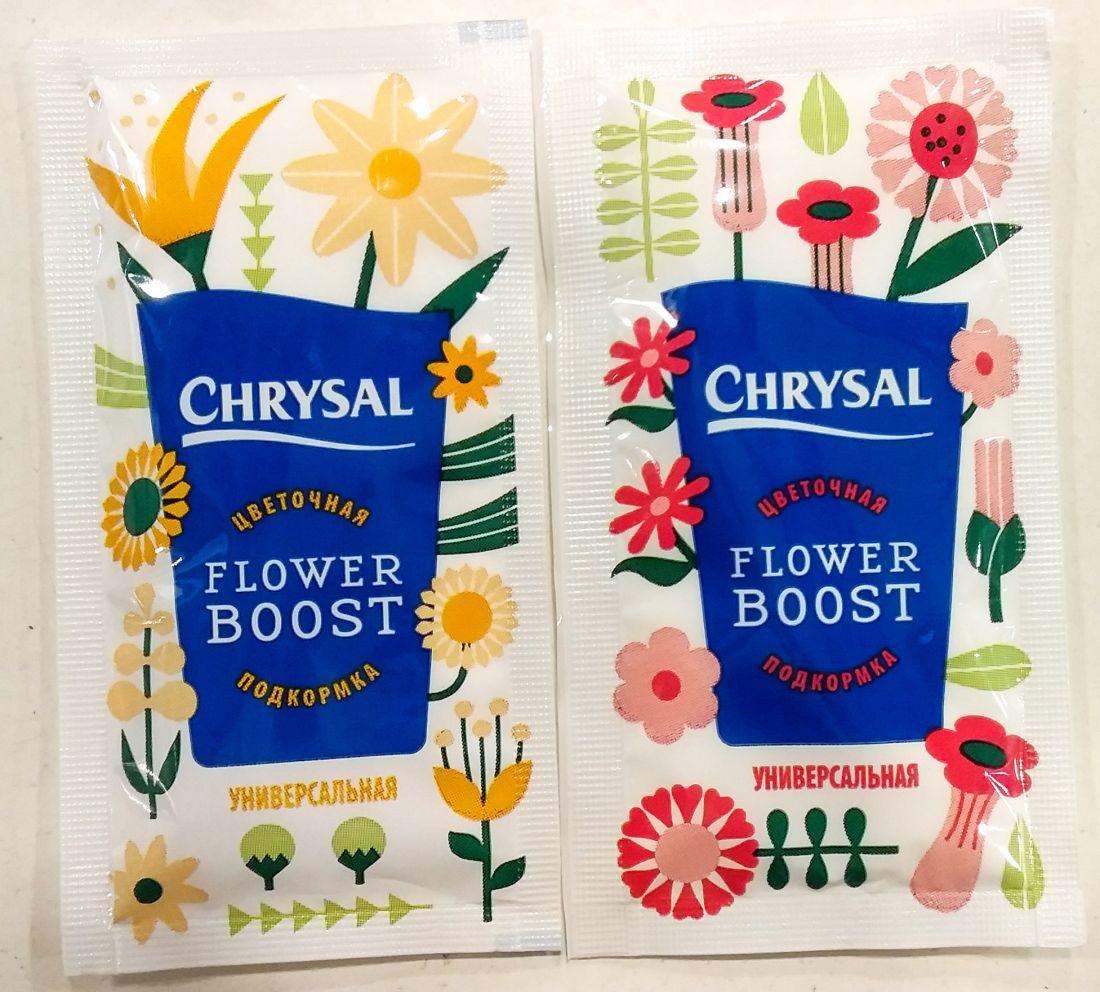 Средство для срезанных цветов Chrysal
