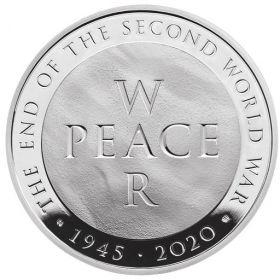 75 лет окончанию Второй Мировой Войны  5 фунтов Великобритания 2020 на заказ