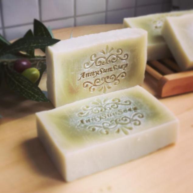 Кастильское мыло (Оливковое)