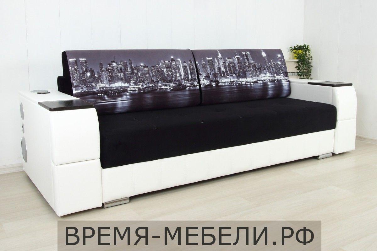 Диван-кровать «Бруклин ППУ ФП2 (с сабвуфером)»