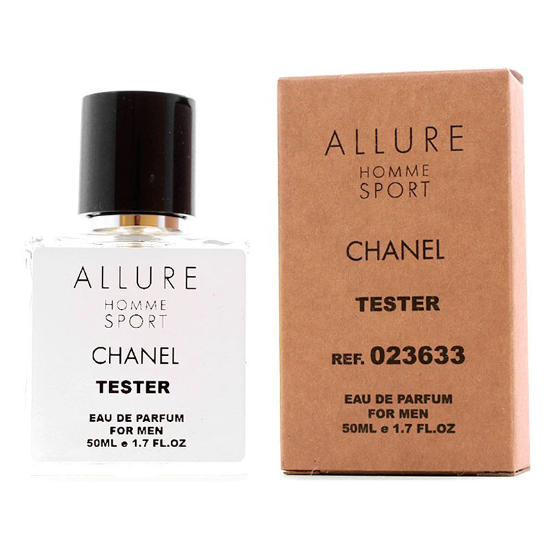 Мини-Тестер Chanel Allure Homme Sport 50 мл (ОАЭ)