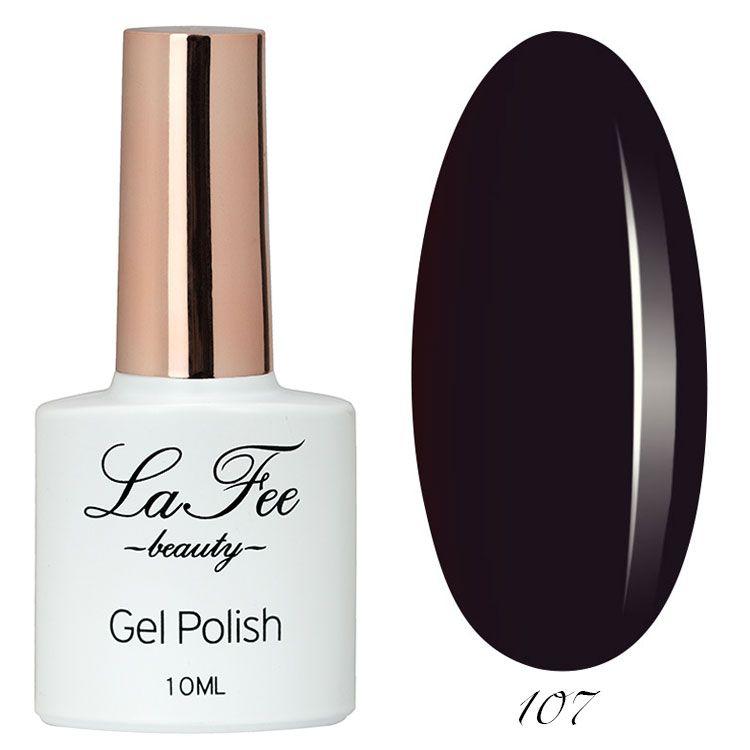 Гель - лак LA-FEE  107  10 мл