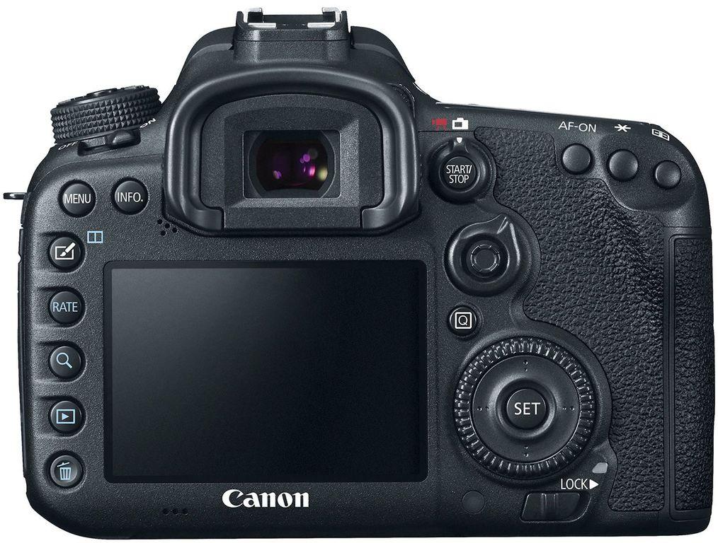 Фотоаппарат Canon EOS 7D Body