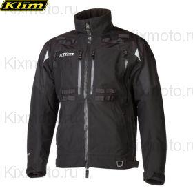 Куртка Klim Blackhawk Parka, Чёрная модель 2021 года