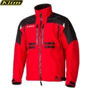 Куртка Klim Blackhawk, Красно-чёрная 2021 (new)