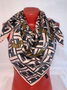 Шелковый платок Fendi, арт 126