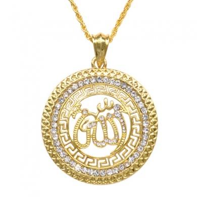 Большой кулон Аллах