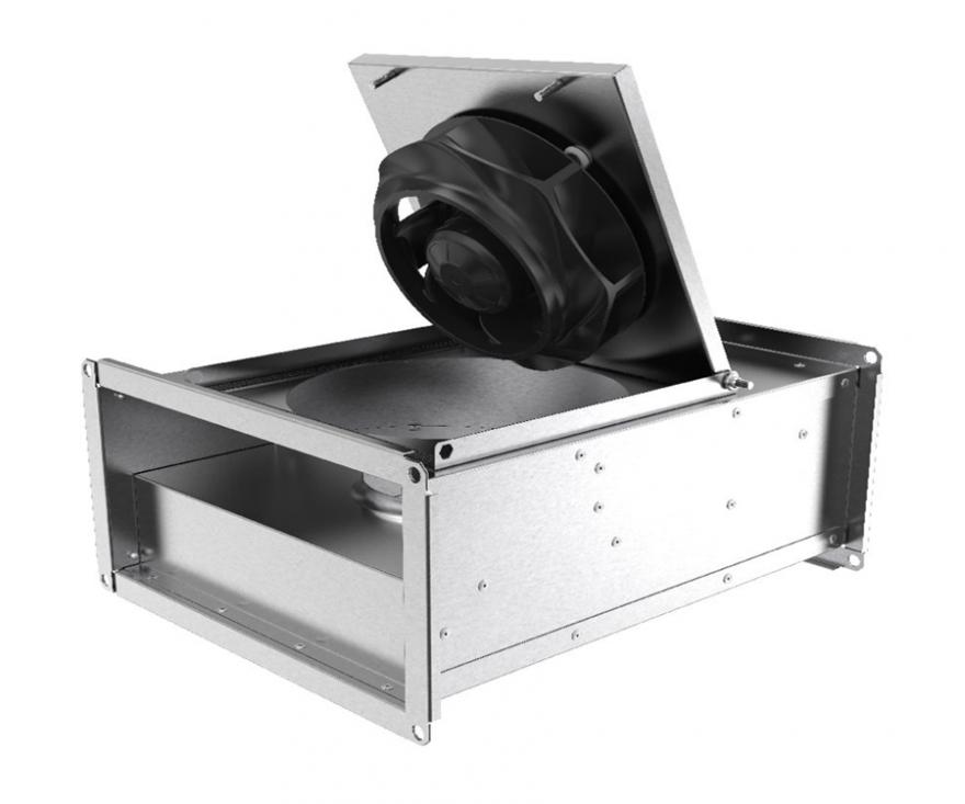 Канальный вентилятор RS 30-15 sileo