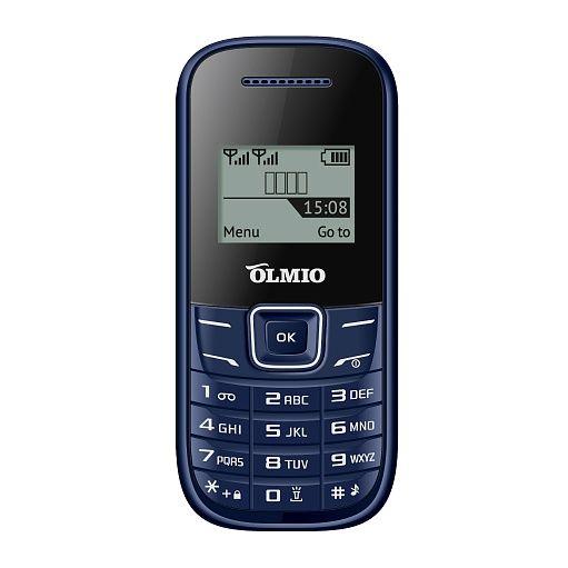 Мобильный телефон Olmio A11 (синий)